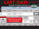 Sunday Final Schedule | Last Day | Last Chance to Visit ISE Sacramento