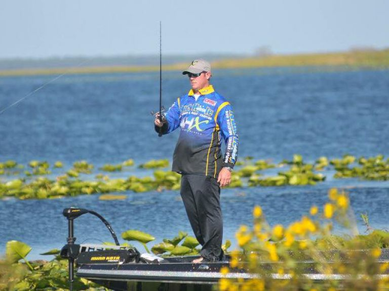 3 Grass Fishing Rigs with Brandon McMillan - One professional angler who excels at fishing grass everywhere in the country is FLW Tour pro Brandon McMillan. He's best known for punching matted grass but has three rigs that he relies on anytime he is fishing around vegetation.