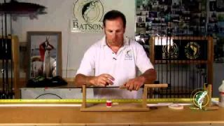 How-To Build a Fishing Rod: Chapter 6 - Wrapping Hook Keeper and Decal