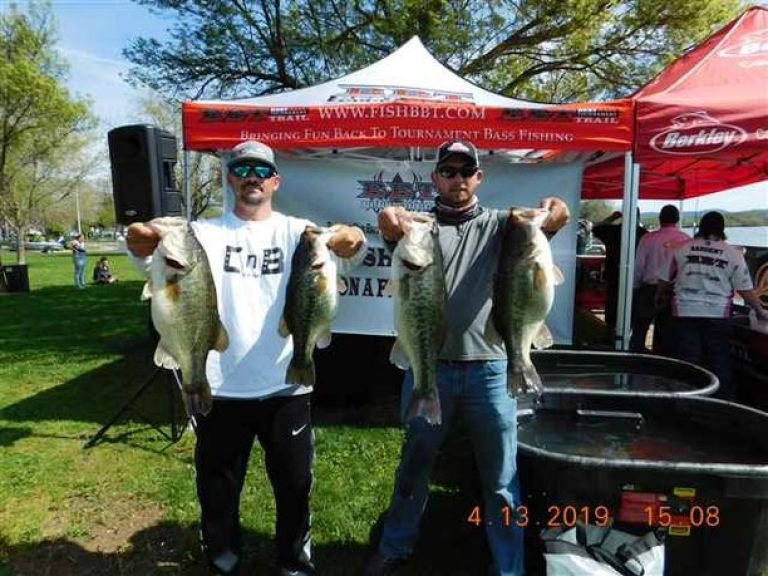 Clear Lake Winner's Report with 26.96 VIDEO - Mark McCord & Mike Caddick take the WIN at Clear Lake with 26.96 lbs.