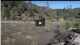 Right before Putah Creek enters Lake Berryessa | Video