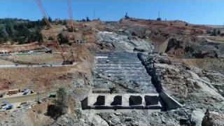 Oroville Spillway July 11, 2017