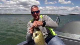 2 Tactics For Smallmouth Bass