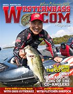 Westernbass Magazine, Winter 2018