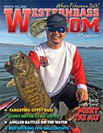 Westernbass Magazine, Fall 2018