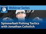Navionics Webinar | Spinnerbait Fishing Basics
