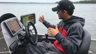 Lowrance Setup with Jordan Lee
