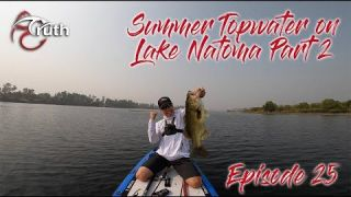 Lake Natoma Summer Top Water Part 2