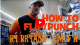 How to Flip and Pitch with Bryant Smith VIDEO