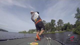River2Sea Whopper Plopper in Action with Chris Lane