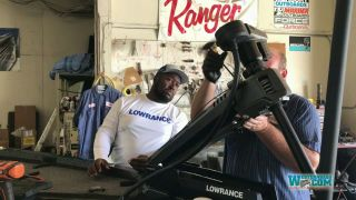 Rigging a Lowrance Ghost with Ish Monroe at C&C