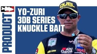 In Action | YoZuri 3DB Series Knuckle Bait