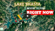 LAKE SHASTA: WHERE ARE THE FISH!!?? VIDEO