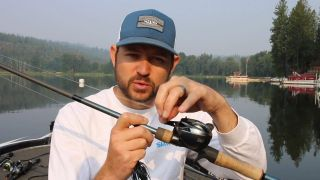 Shimano Curado DC | Up Close