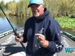 A Slow Fall Presentation for Winter Bass with Jimmy Reese