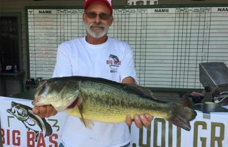 Big Bass Can Earn Angler $50,000 Prize June 23-25