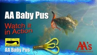 Underwater Viewpoint | AA Baby Pus Trailer in Action | Optimum