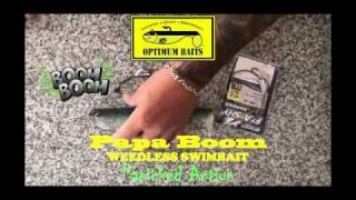 Rigging Instructions for weedless swimbaits