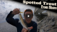 How To Catch Speckled/Spotted Sea Trout From Shore  VIDEO
