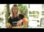 Knot How-To | Chasten Whitfield Shows how she teaches the kids the uni uni knot