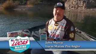 Why tells us why he uses Lucas Marine products.