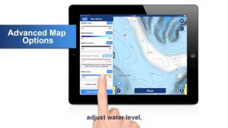 Advanced Map Options on iPhone and iPad Navionics Boating 2015