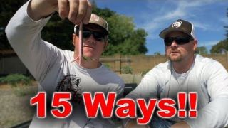 Senko Rigging | 15 ways you've never even heard of and neither have the bass!