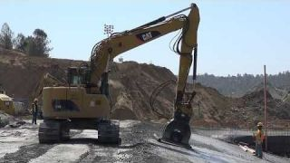 Oroville Spillway Update August 17, 2017