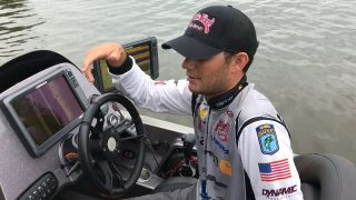 Jordan Lee on Lowrance Structure Scan | Depth and Beam settings for Lake Conditions