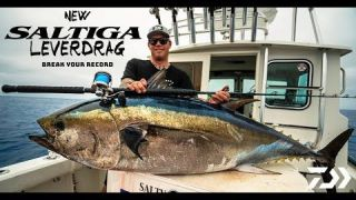 Fishing Jumbo West Coast Tuna