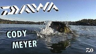 Daiwa pro Cody Meyer   Light Presentations | Detecting Structure