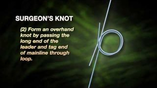 Knot How-To:  Surgeon's Knot - SpiderWire