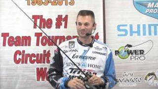Bass-A-Thon Seminar Series Randy Howell Trail to Bassmaster Classic Win Part 2