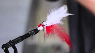 Tackle How-To: Wrapping Feathered Treble Hooks