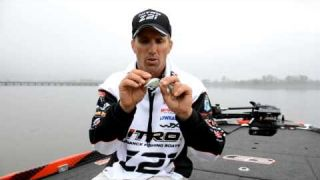 Edwin Evers: Choosing Lure Colors