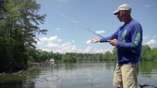 How to dissect a laydown when flipping for bass.