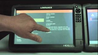 Lowrance How-To: Create a Service Report with HDS Gen3