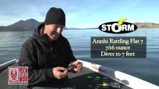 Hi's Tackle Box: Storm Arashi with Staffer Wade Durling