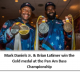 Brian Latimer and Mark Daniels Jr. win Gold at 2019 PanAmerican Bass Fishing Championship