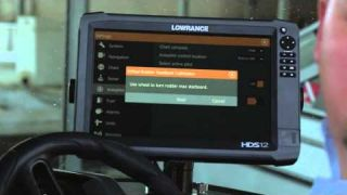 Lowrance How-To: Commissioning a Lowrance Outboard Autopilot