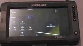 Lowrance at ICAST 2014