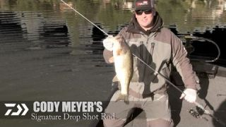 Cody Meyer talks design on his new Daiwa Signature Dropshot rod
