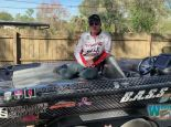 FW pro staff Randy Pierson checks in from first-ever Bassmaster Elite Series