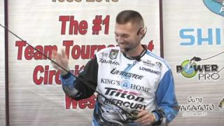 Bass-A-Thon 2014 Seminar Series Randy Howell - Trail to the Bassmaster Classic
