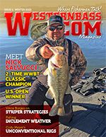 Westernbass Magazine, Winter 2020