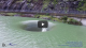 First time in 20 years Lake Berryessa is 4' Over the Spillway! VIDEO