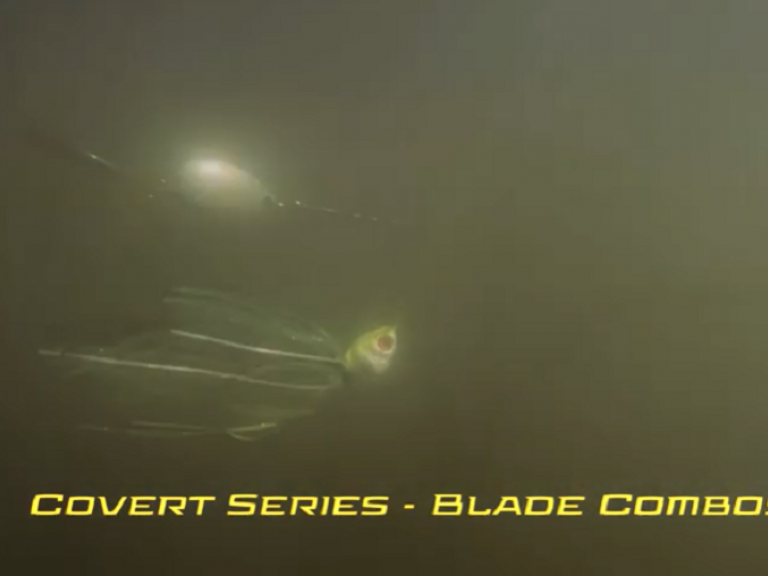 Which situations are best to choose tandem, Colorado, or willow leaf blades... - Spinnerbait blades VIDEO
