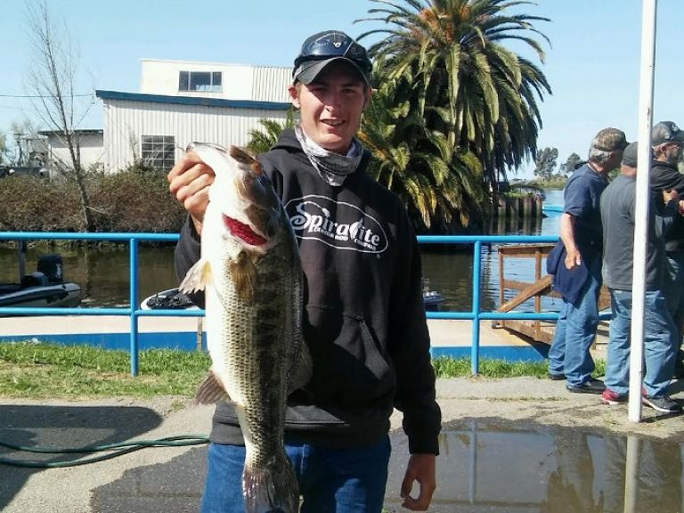 Comprehensive California Delta Fishing Report | S-Waver Fish | Up April 14 - Black bass bite is picking up at a consistent pace warm day aherad only helps the Big Girls bite. Hematoma Beavers on over cast days also working well. We found a few Stripers and Black Bass with 200 S-Wavers and Chili Craw Red Eye Shad.