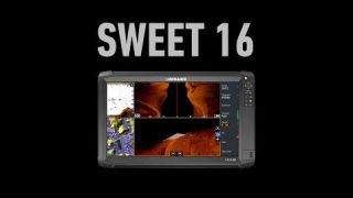 "Lowrance 16 | Sweet 16 - The New 16"" Lowrance HDS Carbon"