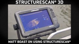 Lowrance How-To | Interpreting StructureScan 3D